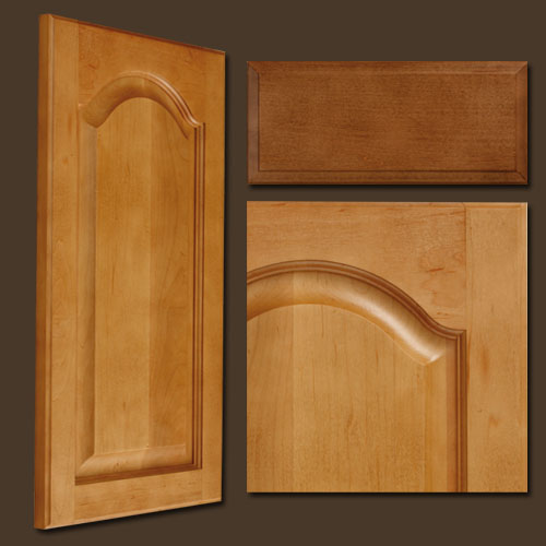 Cathedral Cabinet Doors